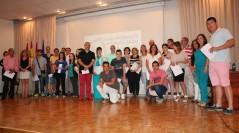 Fotos Clausura curso 2013/14