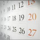Calendario Inicio Actividades Lectivas