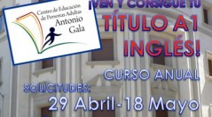 Enseñanza Oficial de Inglés A1 en Miguelturra