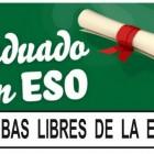 ABIERTO PLAZO DE INSCRIPCIÓN PRUEBA LIBRE OBTENCIÓN TÍTULO SECUNDARIA (E.S.O.)